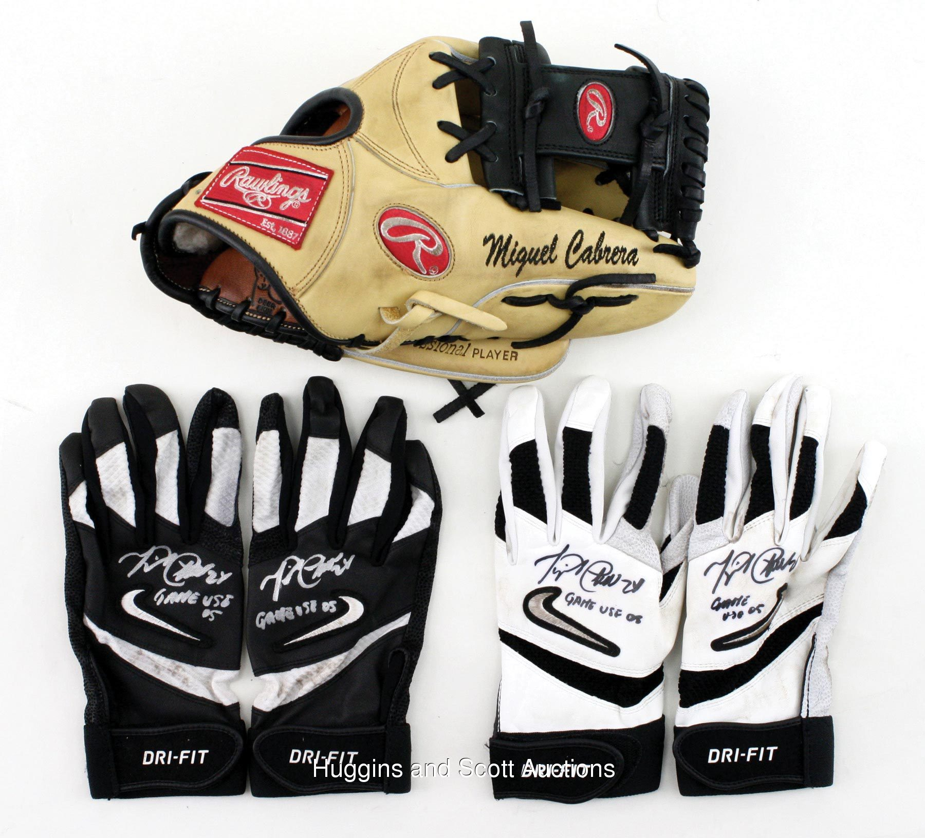 Miguel Cabrera Batting Gloves | www.imgkid.com - The Image ...